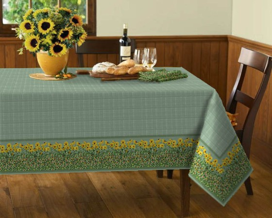 Sunflower Table Cloth
